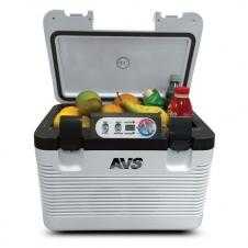 Термоэлектрический автохолодильник AVS CC-19WBC (19 л.)  12V/24V/220V