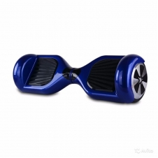 Мини-гироскутер Smart Balance (синий) + сумка-чехол + пульт д/у + защита на арки