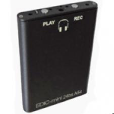 Диктофон EDIC-mini 24bs  A54-300h