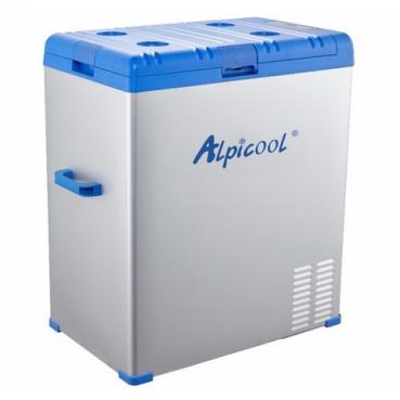 Компрессорный автохолодильник Alpicool ABS-75 (75 л.) 12-24-220В