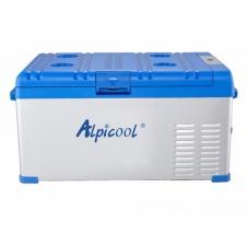 Компрессорный автохолодильник Alpicool ABS-25 (25 л.) 12-24-220В