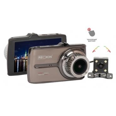 RECXON QX-5 - видеорегистратор с сенсорным дисплеем