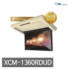 """Потолочный монитор моторизированный XM 1360RDUD (бежевый) 13.3""""  0"""