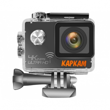 Видеорегистратор, экшн-камера КАРКАМ 4K