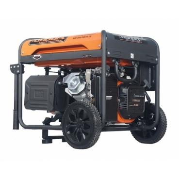Бензиновый генератор с блоком автоматики Aurora AGE 8500 DZN PLUS