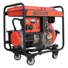 Дизельный генератор Aurora ADE 6500 D