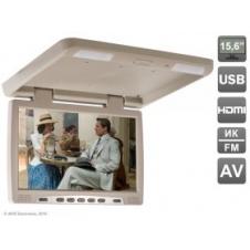 """Потолочный автомобильный монитор 15.6"""" со встроенным медиаплеером AVIS Electronics AVS115"""