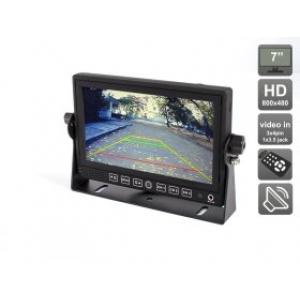 """Парковочный монитор 7"""" для грузовиков и автобусов AVIS Electronics AVS4714BM"""