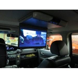 """Автомобильный потолочный монитор 15.6"""" со встроенным DVD плеером AVIS Electronics AVS1520T"""