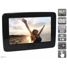 """Навесной монитор на подголовник AVS1015T с сенсорным экраном 10.1"""", встроенным DVD плеером и HD медиаплеером"""