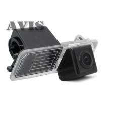 Камера заднего вида AVS312CPR (#101) для Porsche