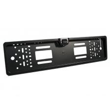 Камера заднего вида в рамке номерного знака AVS308CPR (CCD)