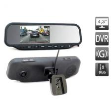 Видеорегистратор зеркало AVIS AVS0466DVR