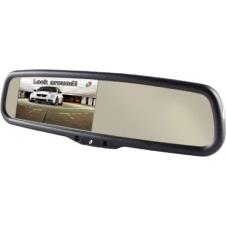 Видеорегистратор в зеркале Gazer MU700