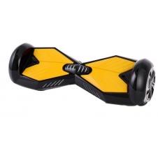 Гироскутер Smart Balance Transformers черный/желтый + пульт д/у + защита на арки