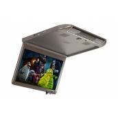 """Автомобильный потолочный монитор 13.3"""" со встроенным медиаплеером ERGO  ER13S"""