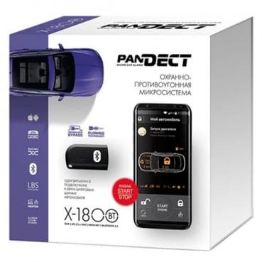 Автосигнализация Pandect X-1800