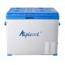 Компрессорный автохолодильник Alpicool ABS-50 (50 л.) 12-24-220В