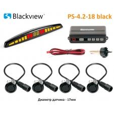 Парктроник Blackview PS-4.2-18 BLACK