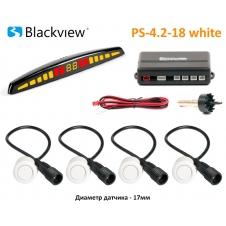 Парктроник Blackview PS-4.2-18 WHITE