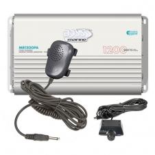 Влагозащищенный усилитель BOSS Audio Marine MR1200PA