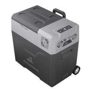 Автохолодильник компрессорный Alpicool CX50-S