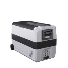 Компрессорный автохолодильник Alpicool T50 без дополнительной внешней батареи