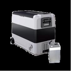 Компрессорный автохолодильник Alpicool T60 с дополнительной внешней батареей