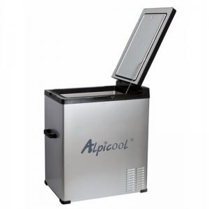Компрессорный автохолодильник Alpicool C75 без дополнительной внешней батареи