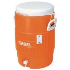 Изотермический пластиковый контейнер Igloo 10 GAL Orange