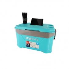 Изотермический пластиковый контейнер Igloo Latitude 50 Aquamar