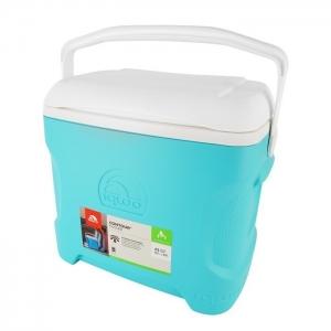 Изотермический пластиковый контейнер Igloo Contour 30 Aquamar