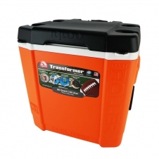Изотермический пластиковый контейнер Igloo Transformer 60 Roller orange