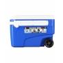 Изотермический пластиковый контейнер Igloo Contour 38 QT Glide blue