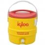 Изотермический пластиковый контейнер Igloo 10 Gal 400 series yellow