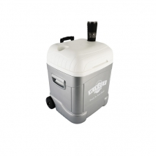 Изотермический пластиковый контейнер Igloo Ice Cube 70 Roller Winder grey