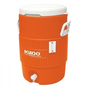 Изотермический пластиковый контейнер Igloo 5 Gal 400 Series orange