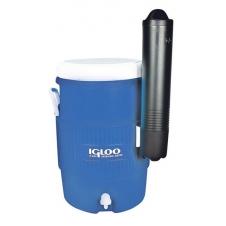 Изотермический пластиковый контейнер Igloo 5 Gal St Cup Disp Blue