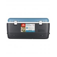 Изотермический пластиковый контейнер Igloo MaxCold Quick&Cool 100 темно-синий
