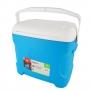 Изотермический пластиковый контейнер Igloo Contour 30 Cyan blue