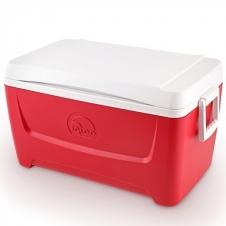 Изотермический пластиковый контейнер Igloo Island Breeze 48 Red