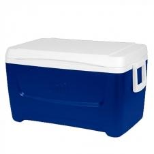 Изотермический пластиковый контейнер Igloo Island Breeze 48 Blue