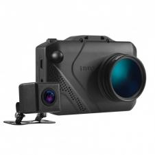 Комбо-устройсто iBOX Nova LaserVision WiFi Signature Dual + камера заднего вида