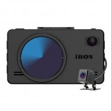 Комбо-устройство iBOX iCON LaserVision WiFi Signature Dual + камера заднего вида