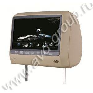 """Подголовник со встроенным LCD монитором 9"""" ER9H"""