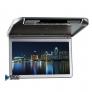 """Автомобильный потолочный монитор 13.3"""" со встроенным Full HD медиаплеером ERGO ER13S Grey"""