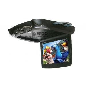 """Автомобильный потолочный LCD монитор 11.1"""" со встроенным DVD плеером ERGO ER11D"""