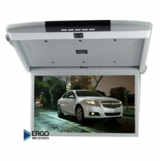 Автомобильный потолочный монитор ERGO ER17S