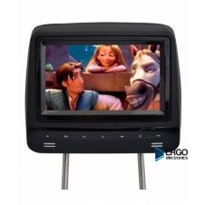 """Подголовник со встроенным DVD плеером и LCD монитором 7"""" ERGO ER71HD (сенсорный)"""