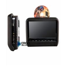 """Комплект навесных мониторов на подголовник с диагональю 9"""" и встроенным DVD-плеером ERGO ER9B"""